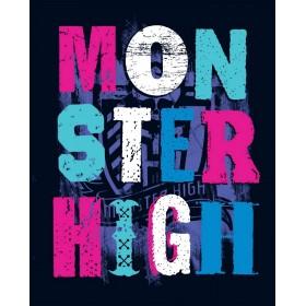 Fleecová deka Monster High 046 FR - 120x150 cm