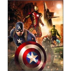 Fleece deka Avengers Age of Ultron CTI - 110x140 cm