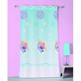 Záclona Disney Frozen Winter - 140x240 cm