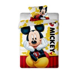Povlečení Disney Mickey new 2015 - 140x200, 70x90, 100% bavlna