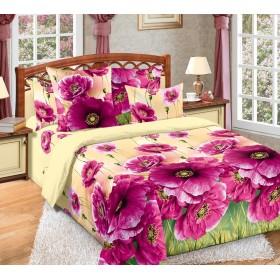 Povlečení Carmen 140x200, 70x90 - 100% bavlna - perkal