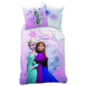 Povlečení Disney Frozen Pink Mountain, 140x200, 70x90