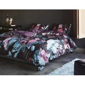 Luxusní povlečení Essenza Ebony black - 140x200, 70x90