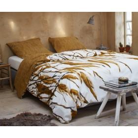 Luxusní povlečení Essenza Majany brown - kolekce Vanezza 140x200, 70x90