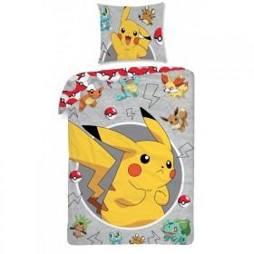Povlečení Pokémon HX040198 - 140x200, 70x90, 100% bavlna
