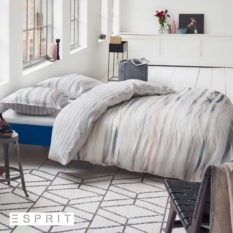 luxusn povle en esprit mange neutral 140x200 70x90. Black Bedroom Furniture Sets. Home Design Ideas