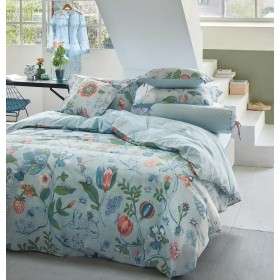 Luxusní obliečky Spring to Life Blue - 140x200, 70x90