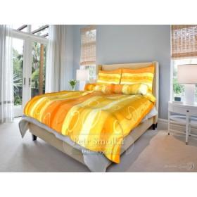 Obliečky Kola oranžové - 140x200, 70x90
