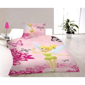 Obliečky Fairies Pink - 140x200, 70x90