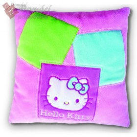 Fleece polštářek Hello Kitty - 36x36 cm s výplní