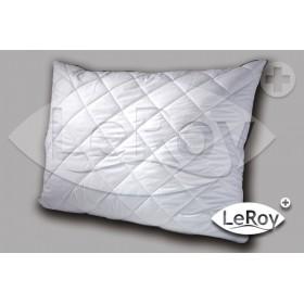 Polštář LeRoy® Economy 70x90 cm - prošívaný bez zipu