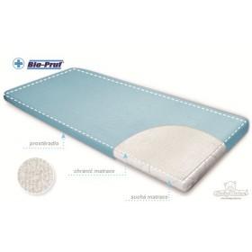 Nepropustný froté chránič matrace s PVC 70x140