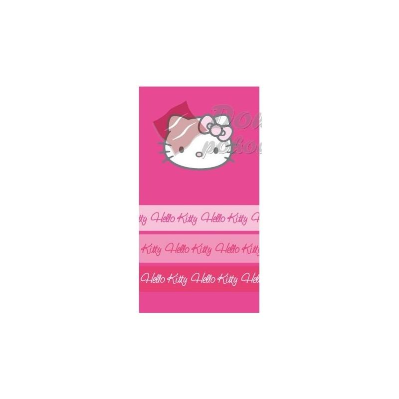 Froté osuška Hello Kitty Victoria, 85x160 cm - 100% bavlna
