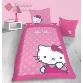 Povlečení Hello Kitty Camille - 140x200, 70x90