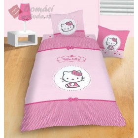 Povlečení Hello Kitty Mathilda - 140x200, 70x90