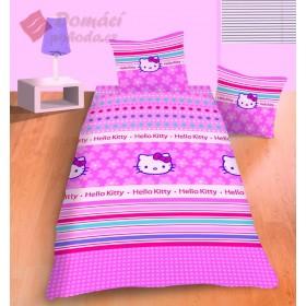 Povlečení Hello Kitty Eglantine - 140x200, 70x80