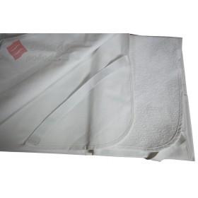 Nepropustný froté chránič matrace s PVC 100x200