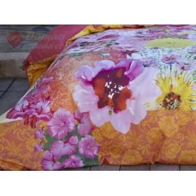 Luxusní povlečení Essenza Flower Explosion - 140x200, 70x90