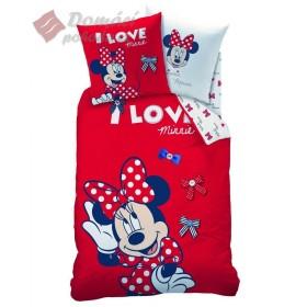 Obliečky Minnie Stylish - 140x200, 70x80