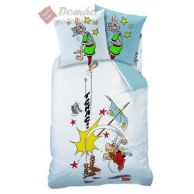 Povlečení Asterix Bagarre - 135x200, 80x80