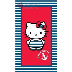 Osuška Hello Kitty ILE DE RE, 70x120 cm, 100% bavlna