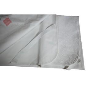 Nepropustný froté chránič matrace s PVC 120x200