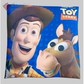 Polštářek Toy Story VZOR 3 - 40x40 cm s výplní