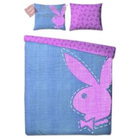 Povlečení Playboy Denim Dream - 140x200, 70x90 - 100% bavlna