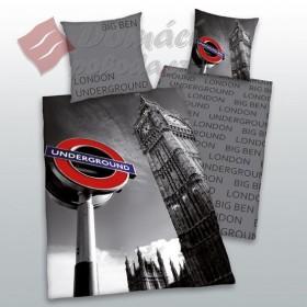 Obliečky Underground - 140x200, 70x90