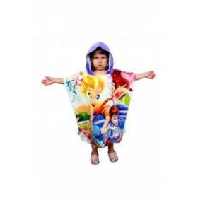 Pončo Fairies, 60x120 cm, 100% bavlna