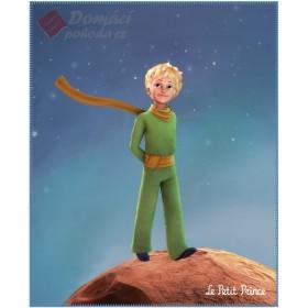 Fleecová deka Malý princ Aviator - 110x140 cm