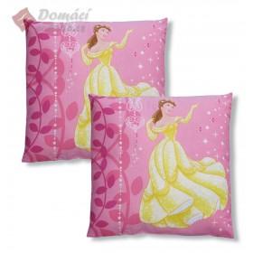 Polštářek Princess Medaillon 40x40 cm - 100% bavlna