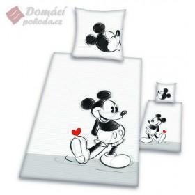 Povlečení Mickey Mouse partner 2013 - 140x200, 70x90 cm