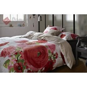 Luxusní povlečení Essenza Babette grey - 140x200, 70x90
