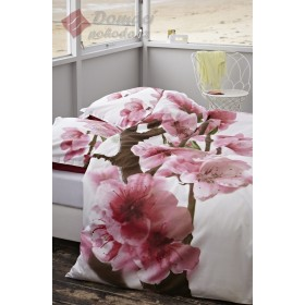 Luxusní obliečky Essenza Amelie pink - 200x220, 2x 60x70