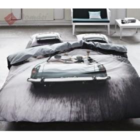 Luxusní povlečení Essenza Matthieu multi - 140x200, 70x90