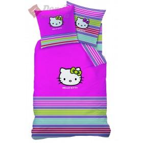 Povlečení Hello Kitty Sarah Summer  - 140x200, 63x63 cm