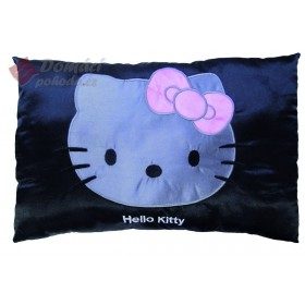 Dekorační polštářek Hello Kitty Rosa  - 28x42 cm s výplní