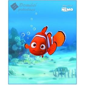Fleecová deka Hledá se Nemo - 110x140 cm