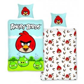 Obliečky Angry Birds 116 - 140x200, 70x90, 100% bavlna