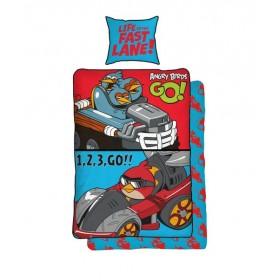 Obliečky Angry Birds 008 - 140x200, 70x90, 100% bavlna