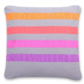 Povlak na polštářek Elle fialový - 40x40 cm, 100% bavlna