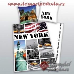 Obliečky New York 445948077 Herding - 140x200, 70x90