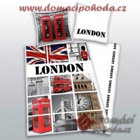 Povlečení London 445955077 Herding - 140x200, 70x90