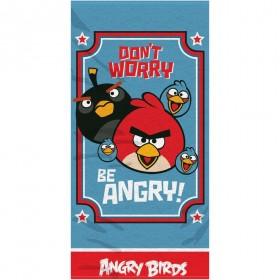 Osuška Angry Birds 094 - 70x140 cm, 100% bavlna