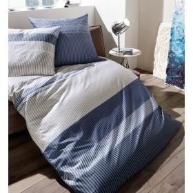 Bavlněné povlečení Fresh Air modré, 140x200, 70x90