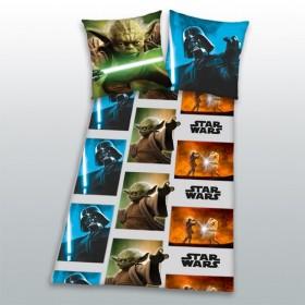 Povlečení Star Wars 448567 - 135x200, 80x80