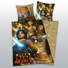 Obliečky Star Wars Rebels 447266 - 140x200, 70x90