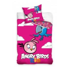Povlečení Angry Birds Rio 8005 - 140x200, 70x90, 100% bavlna