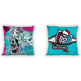 Povlak na polštářek Monster High 014 FR - 40x40 cm, 100% bavlna